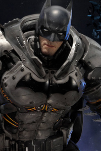 Batman Arkham Origins XE Suit