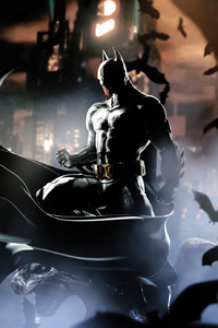 Batman Arkham Returns