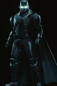 Batman Armoured