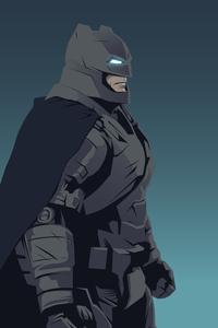 Batman Armoured Suit 4k