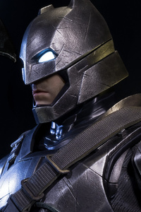 Batman Armoured Suit New