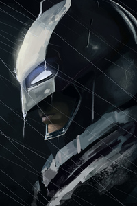 Batman Art 2018 Superhero