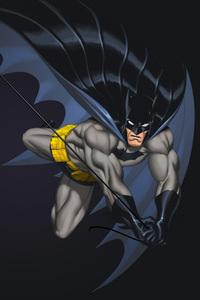 Batman Art 4k Superhero
