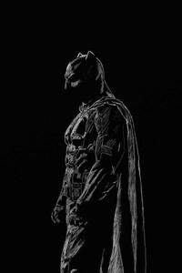 1080x1920 Batman Art Dark