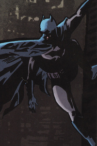 750x1334 Batman Art HD