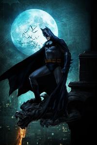 Batman Art Knight