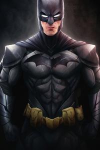320x480 Batman Art2020