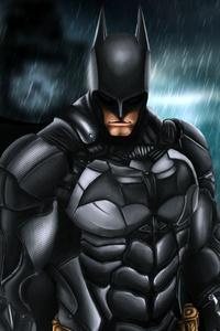 Batman Artwork 5k 2018