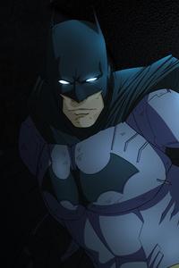 Batman Artwork 8k