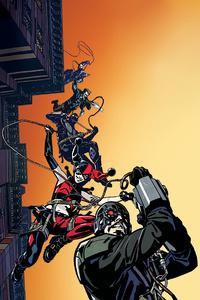 320x480 Batman Assault On Arkham 4k