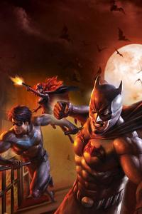 Batman Bad Blood 4k