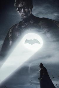 Batman Bat Light