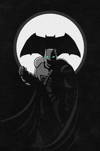 Batman Bat Signal Logo 4k