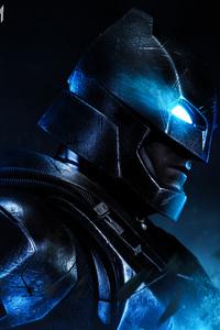 720x1280 Batman Bat Suit Artwork