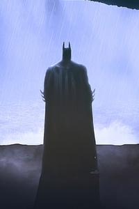 1440x2560 Batman Batcave 4k