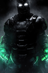 Batman Batfleck