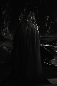 Batman Batmobile 4k 2019