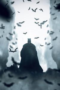 240x400 Batman Bats 4k 2020
