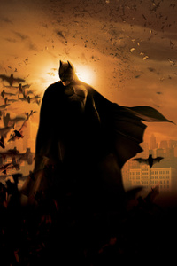 Batman Begins 5k