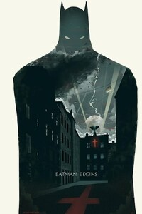 Batman Begins Fan Art