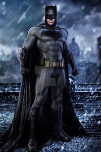 Batman Ben Affleck 2020 4k