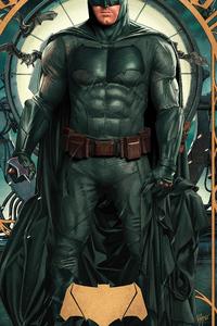 Batman Ben Affleck Artwork