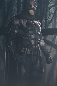 Batman Ben Affleck Jungle