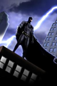 Batman Ben Affleck Knight