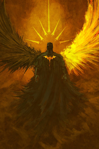 Batman Between Light And Darkness 4k