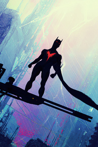 Batman Beyond 2020 Coming