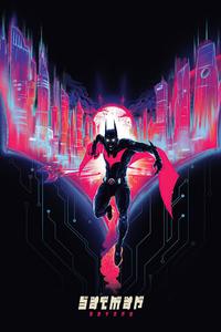 320x480 Batman Beyond 2021 4k