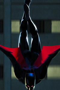 720x1280 Batman Beyond 4k 2020 Art
