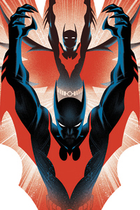 Batman Beyond 4k 2020