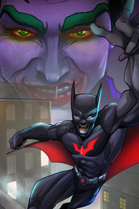 540x960 Batman Beyond Art 5k