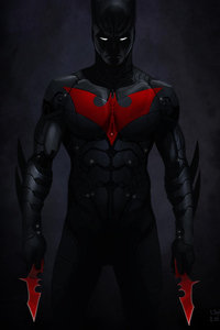Batman Beyond Arts