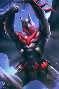 Batman Beyond Artwork New