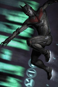 Batman Beyond Artworks