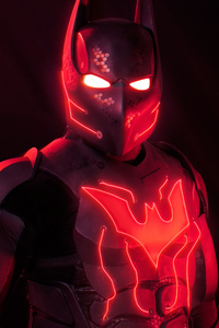 Batman Beyond Cosplay