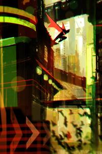 1440x2960 Batman Beyond Ending The Crime 5k