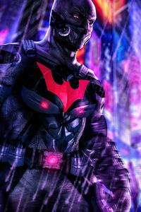 720x1280 Batman Beyond Every Night 5k