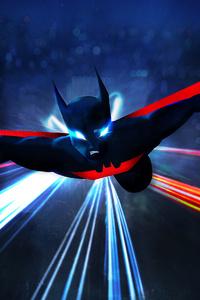 Batman Beyond HD Art