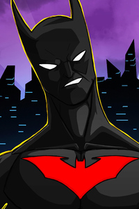 Batman Beyond Illustration