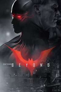 Batman Beyond Michael 4k