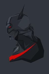 Batman Beyond Minimalism