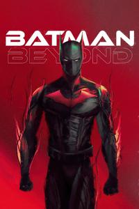 1125x2436 Batman Beyond Neo Gotham 2099 5k