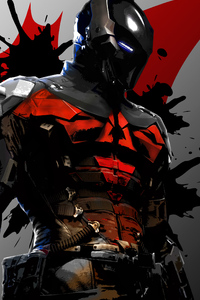 Batman Beyond New Art