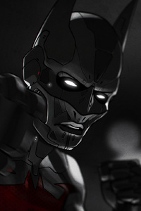 Batman Beyond New Arts