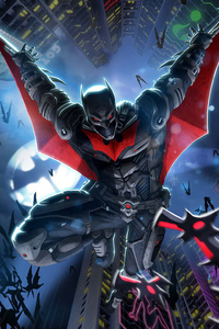 Batman Beyond New Artwork