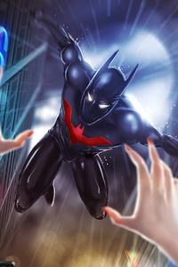 Batman Beyond Saver