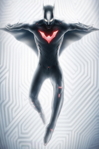 320x480 Batman Beyond Tech Suit